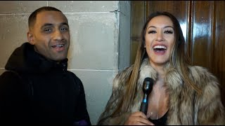 """***FUNNY*** MJP & KISS GALAHAD """"KISS"""" & TELL ABOUT THEIR INFAMOUS SPARRING MOMENT"""