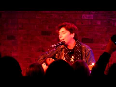 Just Take My Heart 'Accoustic Live ' Eric Martin The Basement, Rock City 5th March 2013