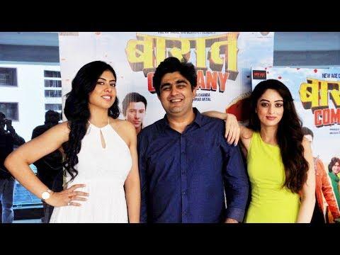 Baaraat Company Cast Full Interview | Sandeepa Dhar, Divya Kumar, Syed Ahmad Afzal