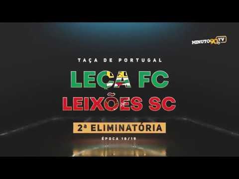 GOLOS - LEÇA FC 0-3 LEIXÕES SC - MINUTO90 TV
