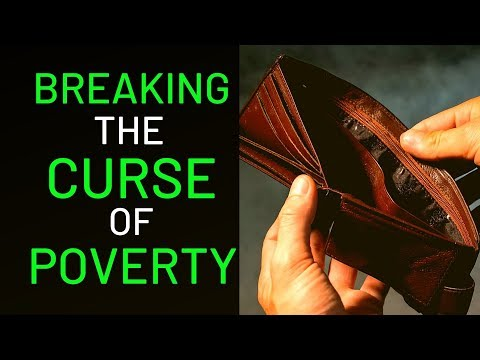 Prayer to Break Financial Curses - Prayer to Break the Curse of Poverty