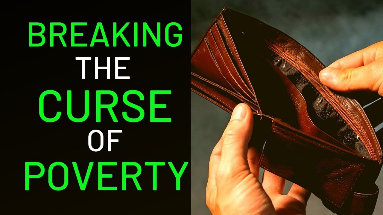 Deliverance Prayer: Prayer to Break Financial Curses - Prayer to Break the  Curse of Poverty