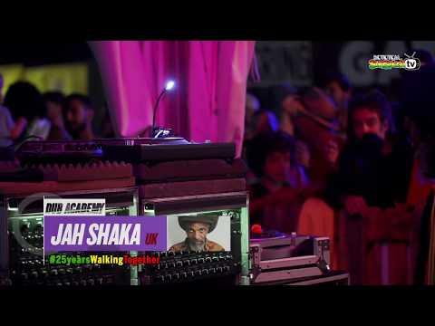 AUG 18 Dub Academy LIVE stream: JAH SHAKA @ Rototom Sunsplash 2018