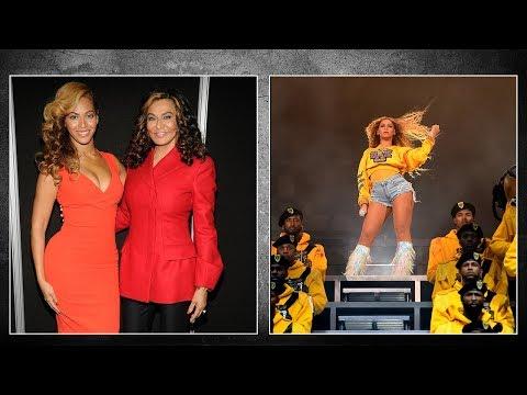 Tina Knowles Was Worried Beyoncé