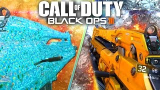 "Black Ops 3 ""CAMUFLAJE DIAMANTE y ORO"" | COD BO3 Camuflajes - AlphaSniper97"