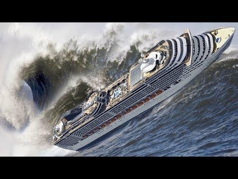 Những Con Tàu Khổng Lồ Vượt Bão Biển Ấn Tượng Nhất Và Cái Kết Đắng Lòng ✅