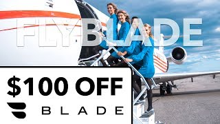 Uber Helicopter NYC aka Fly BLADE Overview [BLADE Promo Code + Review]