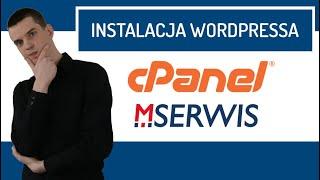 WordPress Manager w cPanel (archiwalne)