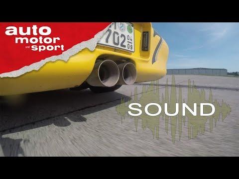 RUF CTR2 (Pikes Peak) - Sound | auto motor und sport