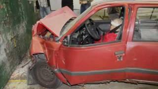 Crashtests - Golf, Polo und Kadett - Berlin thumbnail
