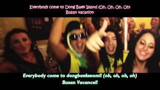 Download lagu Haha and Skull Busan Vacance MV with lyric MP3