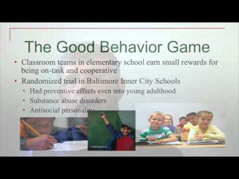 Advancing the Prevention of Mental, Emotional, and Behavioral ...