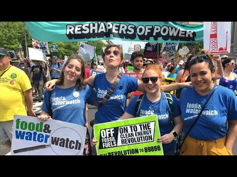 """New Campaign Urges People """"Off Fossil Fuels"""" In Their Own Communities"""