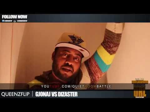 QUEENZFLIP - MESSAGE TO GJONAJ ( DIZASTER 3-0 GJONAJ) FT SPECIAL GUEST