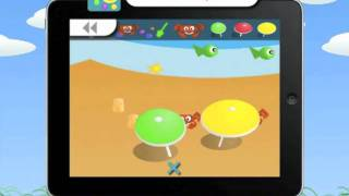 Smart Mini Kids available on the IPhone, IPad, Android and Kindle Fire
