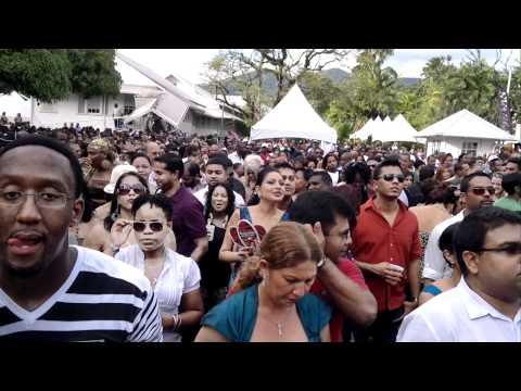 Trinidad Carnival 2012 UWI Fete
