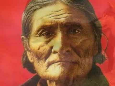Tribute to amerindian people