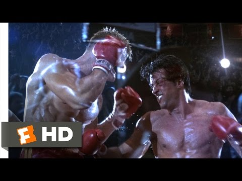 Rocky IV (9/12) Movie CLIP - Moscow is Pro-Rocky (1985) HD