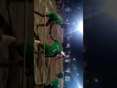 Gadchiroli dist final match of kabaddi