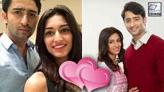 Dev-Sonakshi SECRETLY DATING In REAL LIFE? | Shaheer Sheikh | Erica Fernandes