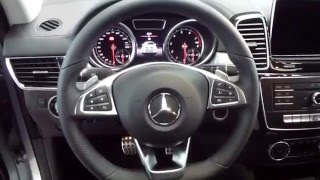 2016 mercedes gle 450 amg 4matic coupe 3 0 v6 bi turbo 367 hp 250 km h 155 mph see also playlist