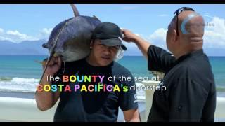 COSTA PACIFICA - Take a Roadtrip in Full Color -  4K - LTM 2014