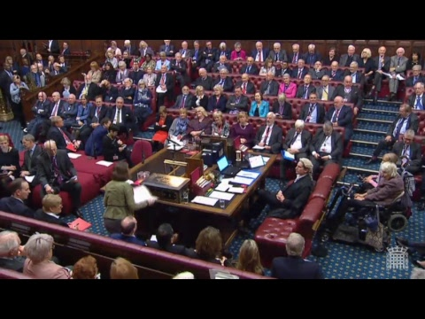 Brexit deal: final day of Lords debate | House of Lords