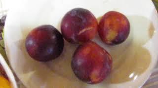 Сливы, абрикос, груша