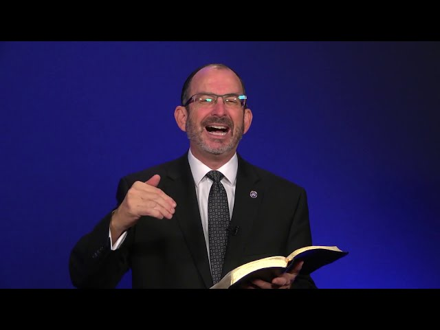 Mateo capítulo 1 - parte 1 - Dr. Baruch Korman