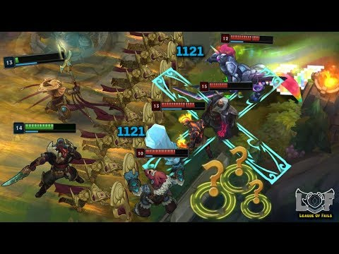 PERFECT Calculated and LoL Moments 2020 - League of Legends