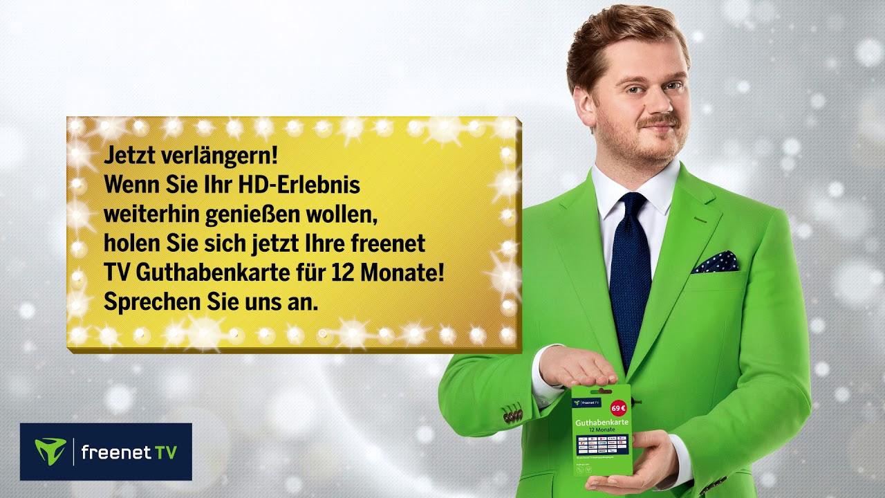 Freenet Tv Verlängern