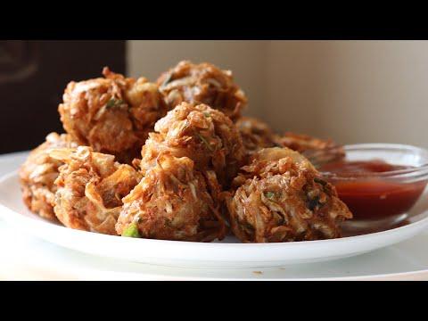 cabbage pakoda recipe cabbage ke pakore iftar recipes