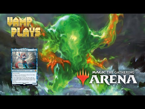 MTG Arena | Thassa, God of Elementals | Vamp Plays