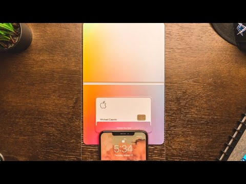 Apple Card: Unboxing And Review Of Apple's New Credit Card