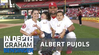 Albert Pujols: Advice to my children