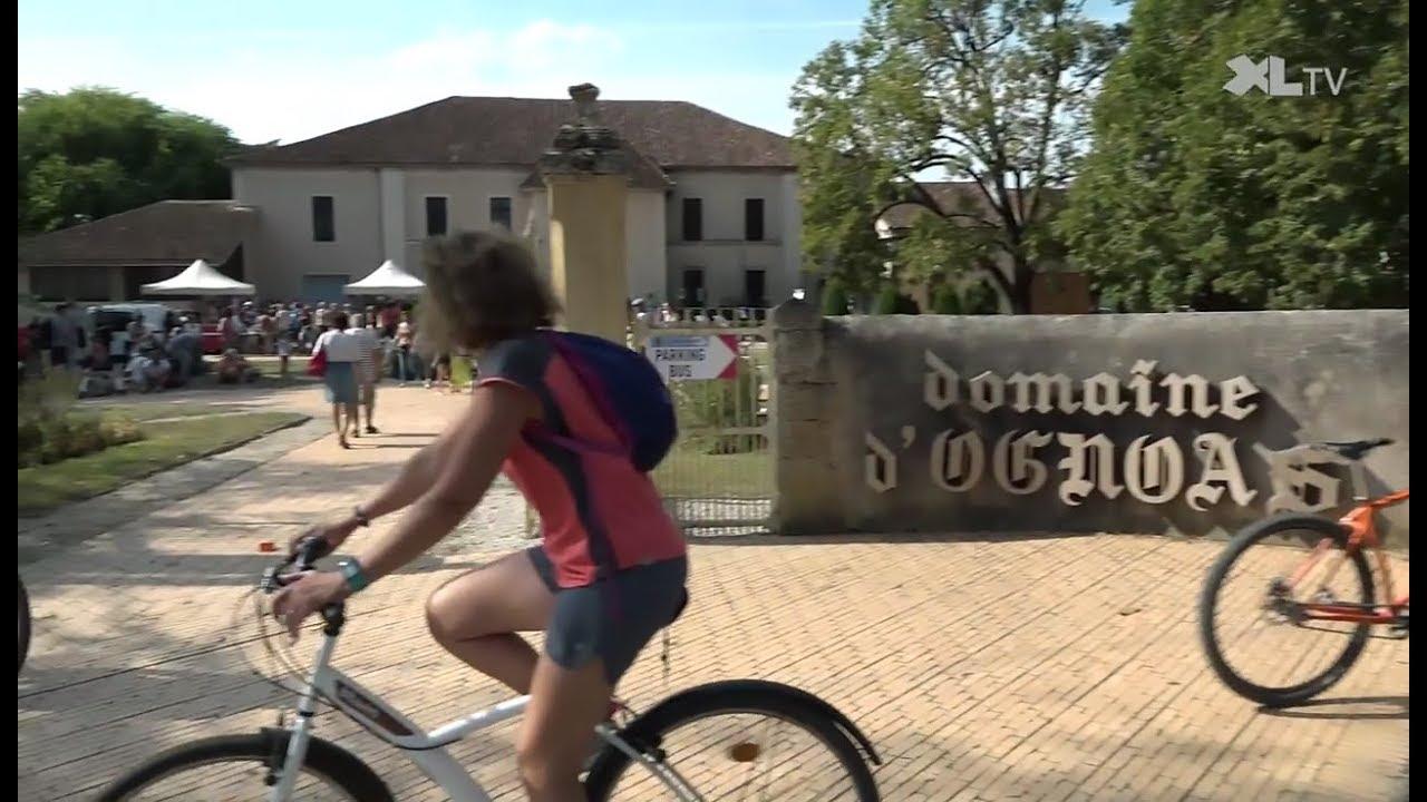 """Dernière étape de """"La Route des Imaginaires"""" au Domaine d'Ognoas"""