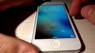 Глючит сенсор после замены экрана. Лагает сенсор на iphone 5. Не работает сенсор. Iphone 5(, 2016-01-10T19:44:54.000Z)