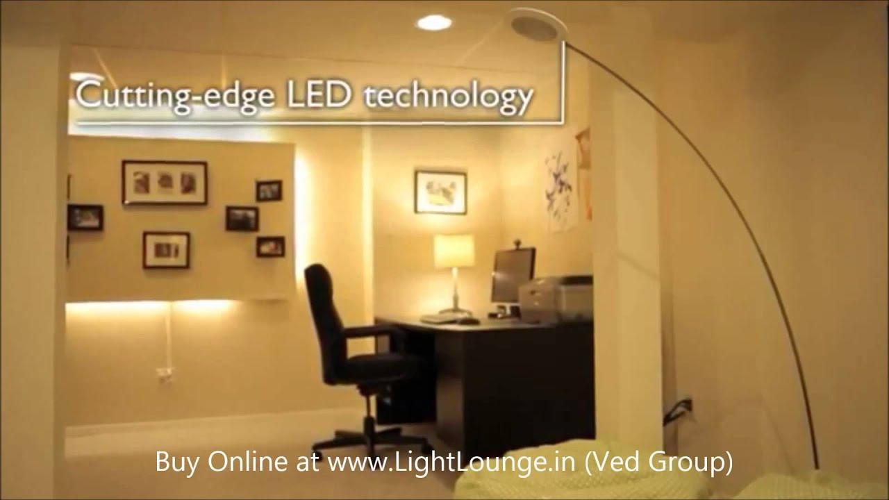 Philips ledino led floating floor lamp 1080p hd video youtube philips ledino led floating floor lamp 1080p hd video aloadofball Image collections