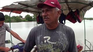 Limoeirenses comemoram o aporte de água nos reservatórios