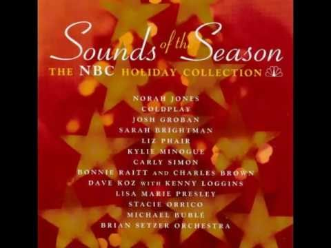 O Holy Night  Josh Groban and Lea Michelle