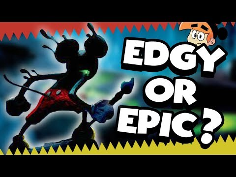 Is Epic Mickey REALLY Epic???