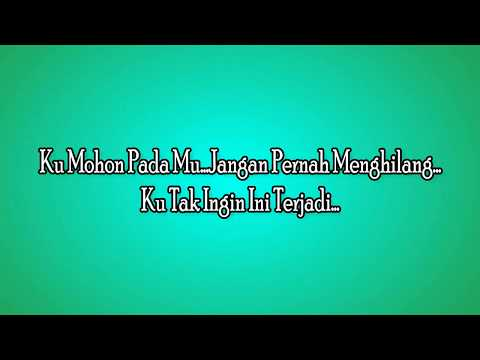 Lirik Maafkanlah (Cinta Kita) Reza RE (Official Lyric Video)