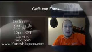 Forex con Café del 24 de Octubre 2016