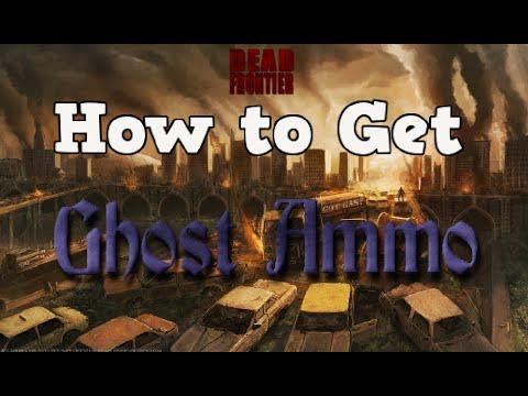 Dead Frontier: How to buy Ghost Ammo | TUTORIAL |