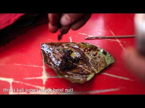 The Making of Meetha Paan