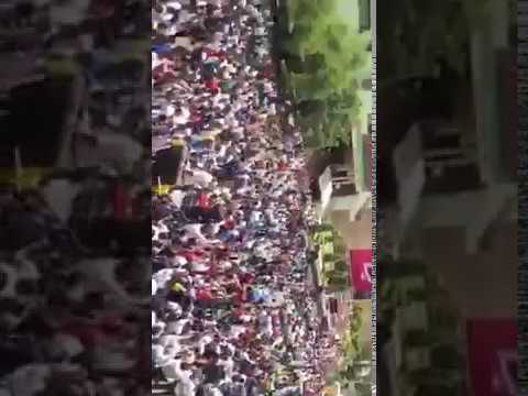 Surat traders protest