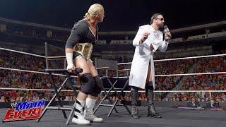"""Mizdow TV"" with Dolph Ziggler: WWE Main Event, Sept. 2, 2014"