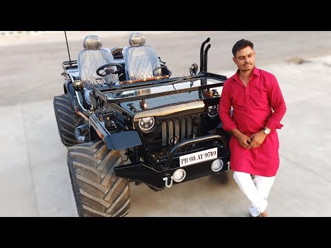 MODIFIED JEEPS MANDI DABWALI FOR ORDER CONTACT @ 8685021583