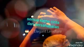 The Rain - Lagu Untuk Persahabatan (Cover Video)