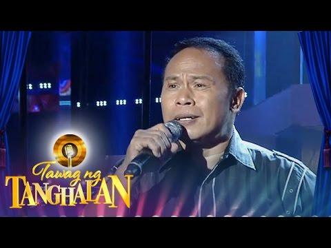 Tawag Ng Tanghalan: Sotelo Pabarquez | I Who Have Nothing